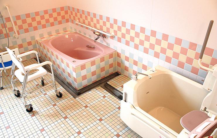 入浴スタッフ(無資格・未経験・ブランク可)